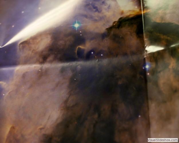 Horsehead nebula, CEA-Irfu